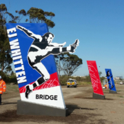 Pylon signage Melbourne