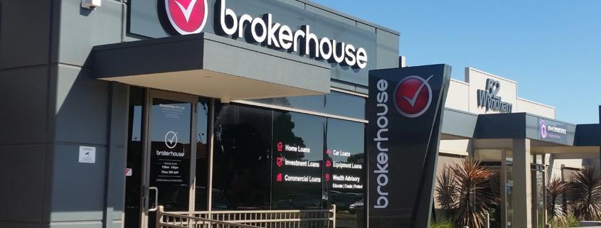 Shopfront signage Melbourne